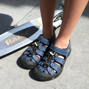 Best Kid Summer Shoes Keen Footwear | Triple Threat Mommy
