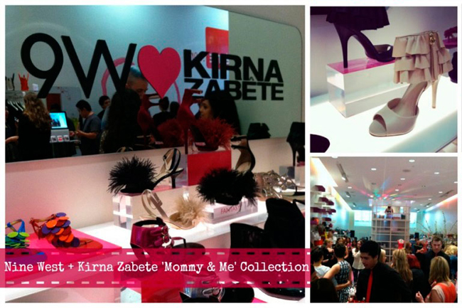 Kirna Zabete and Nine West Mommy & Me Collection Launch | Triple Threat Mommy