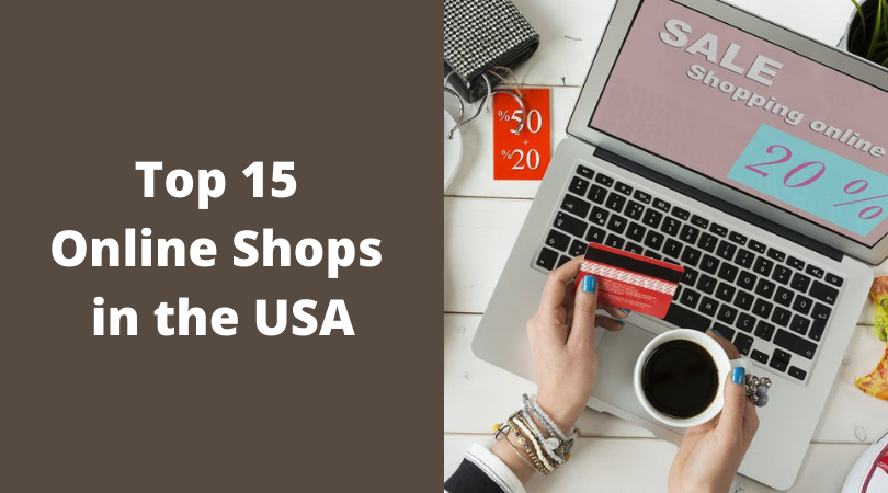 Top 15 Online Shops in the USA